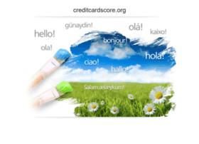 creditcardscore.org