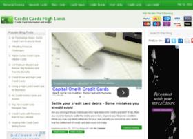 creditcardshighlimit.com