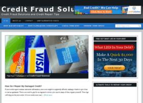 creditfraudsolutions.com