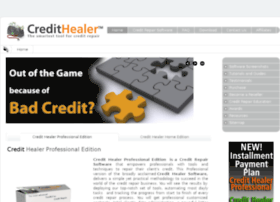 credithealersoftware.com