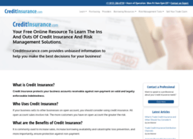 creditinsurance.com