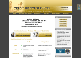 creditjusticeservices.com