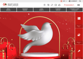 creditlibanais.com.lb