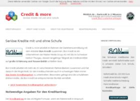 creditnmore.de