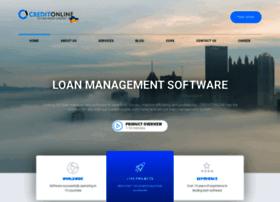creditonlinesoft.com