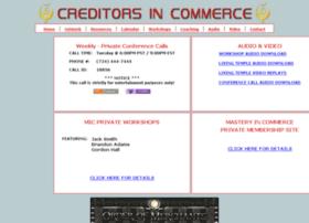 creditorsincommerce.com