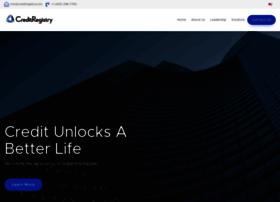 creditregistry.com