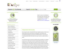 Creditreport.lifetips.com