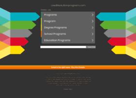 creditsolutionprogram.com