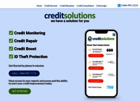 Creditsolutions.com