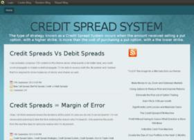 creditspeadsystem.blog.com