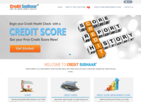 creditsudhaarfinance.com