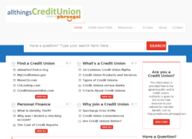 creditunion.phroogal.com