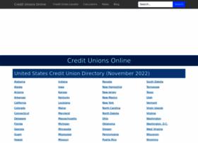 creditunionsonline.com