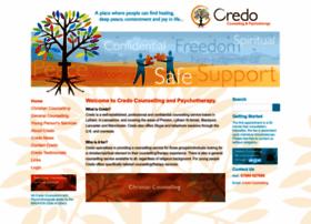 credocounselling.co.uk