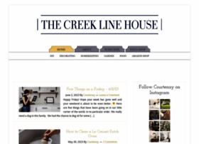 creeklinehouse.blogspot.ca