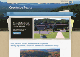 creekside-realty.com