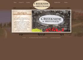 creeksideatbrentwood.com