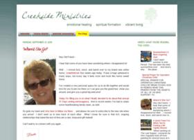 creeksideministries.blogspot.com