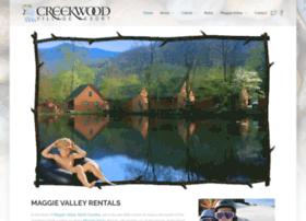 creekwoodvillageresort.com
