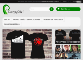 creepyshirt.com