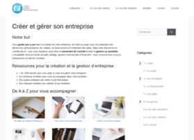 creer-gerer-entreprendre.fr