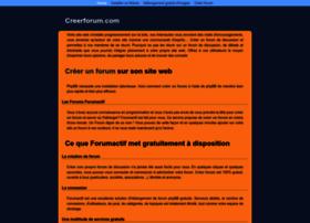 creerforum.com