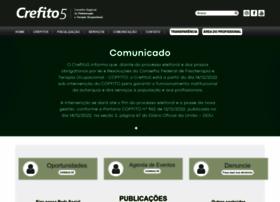 crefito5.org.br