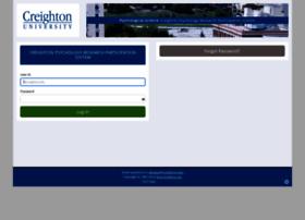 creighton.sona-systems.com