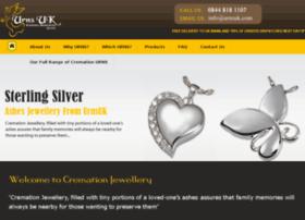 cremation-jewellery.com