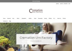 cremationurnfactory.com