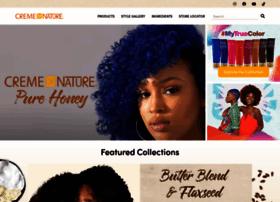 cremeofnature.com