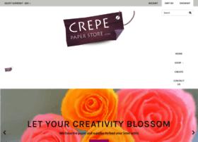crepepaperstore.com