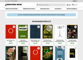 crescendo-music.com