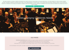 crescendo-neede.nl
