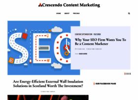crescendocontent.com