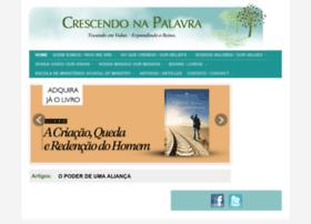 crescendonapalavra.com.br