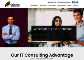 crescensinc.com