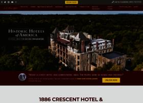 crescent-hotel.com