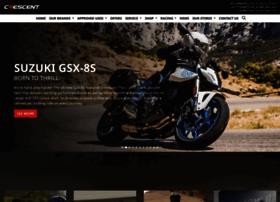 crescent-motorcycles.com
