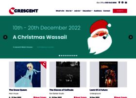 crescent-theatre.co.uk