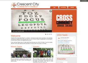 crescentcitycommunitychurch.com