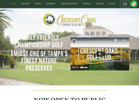 crescentoaksgolf.com
