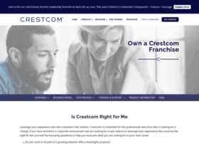 crestcomfranchise.com