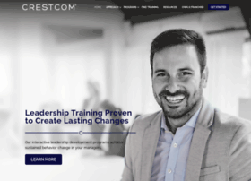 crestcomleadership.com