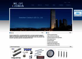 crestech-led.com