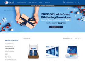 crestwhitesmile.com