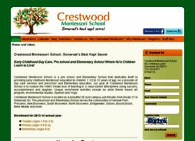 crestwoodmontessorischool.com