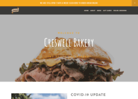 creswellbakery.com