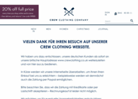 crewclothing.de
